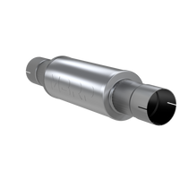 """MBRP M20681 UNIVERSAL 4"""" INLET MUFFLER REPLACES ALL 30"""" OVERALL LENGTH MUFFLERS"""