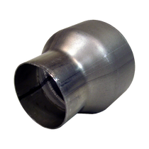 MBRP UA2005 EXHAUST PIPE ADAPTER 3.5 INCH OD TO 5 INCH ID ADAPTER ALUMINIZED STEEL