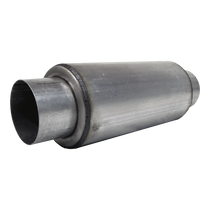 MBRP R1009 UNIVERSAL STAINLESS STEEL MUFFLER EXHAUST RESONATOR 4 INCH INLET/OUTLET PRO SERIES