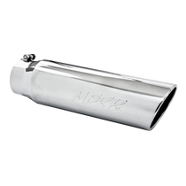 """MBRP T5124 18"""" DIESEL EXHAUST TIP UNIVERSAL: 4"""" & 5"""" INLETS X 5""""- 8"""" OUTLETS X 18"""" LENGTH"""