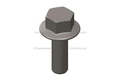 CUMMINS 3902460 SCREW,HEX FLANGE HEAD CAP
