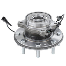 MOOG  WHEEL BEARING & HUB ASSEMBLY 2011-2019 GM 3500HD 4WD (DUAL REAR WHEEL)