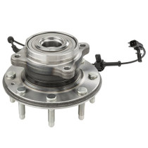 MOOG WHEEL BEARING & HUB ASSEMBLY 2011-2016 GM 2500HD/3500HD 4WD (SINGLE REAR WHEEL)