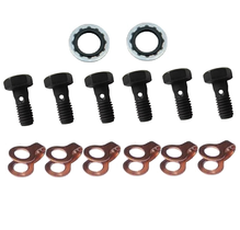 CPP 12V CUMMINS FUEL INJECTOR RETURN LINE BANJO BOLT KIT