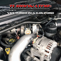 DPS TURBONATOR® VGT FORD 6.0 TURBO UPGRADE | FORD 6.0 TURBO KIT