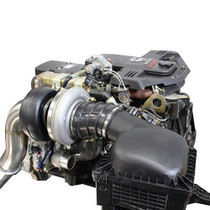 DPS ADD A TURBO KIT 6.7 CUMMINS 6.7 COMPOUND TURBOS TOWING 2007.5-2012