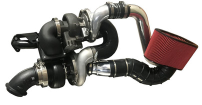 DPS S480 WITH 64/71 TWIN TURBO FOR CUMMINS 5.9L 2003 - 2007 (COMPOUNDS)