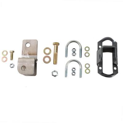 SYNERGY MANUFACTURING 8568-11 Ram Tie Rod Clamp Kit 94-99 Dodge Ram 1500/2500/3500 4X4