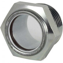 AFE POWER 46-00001 OIL LEVEL SIGHT GLASS FITS AFE STREET SERIES COVERS