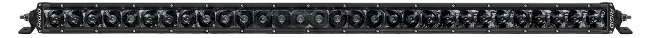 RIGID INDUSTRIES 930214BLK 30 Inch Spot Midnight SR-Series Pro