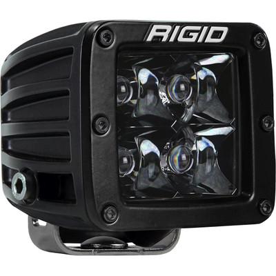 RIGID INDUSTRIES 201213BLK Spot Surface Mount Midnight D-Series Pro