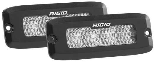 RIGID INDUSTRIES 980033 Flood Diffused Backup Flush Mount Kit SR-Q Pro