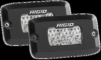 RIGID INDUSTRIES 980013 Diffused Backup Flush Mount Kit SR-M Pro