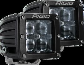 RIGID INDUSTRIES 504713 Hyperspot Surface Mount Pair D-Series Pro