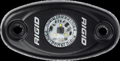 RIGID INDUSTRIES 480343 Low Power Black Housing Amber A-Series