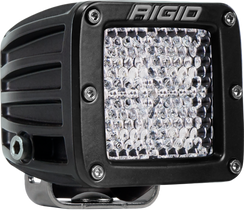 RIGID INDUSTRIES 201513 Diffused Surface Mount Black D-Series Pro