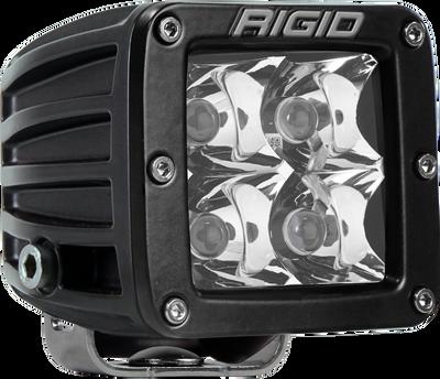 RIGID INDUSTRIES 201213 Spot Surface Mount Black D-Series Pro