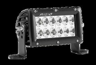 RIGID INDUSTRIES 173613 4 Inch Driving Light Black Housing E-Series Pro