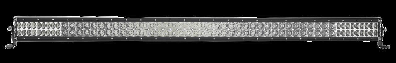 RIGID INDUSTRIES 152313 50 Inch Spot/Driving Combo Light Black Housing E-Series Pro