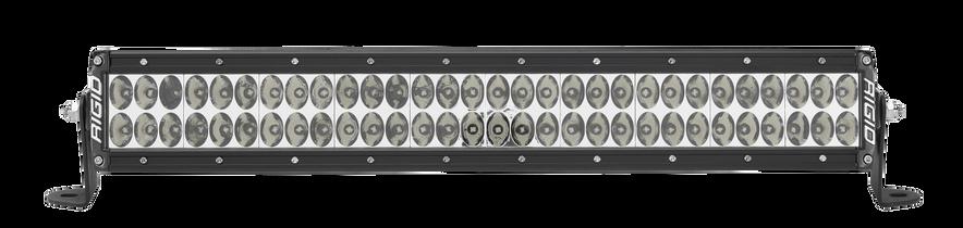 RIGID INDUSTRIES 121613 20 Inch Driving Light Black Housing E-Series Pro