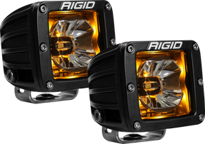 RIGID INDUSTRIES 20204 LED Pod with Amber Backlight Radiance
