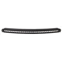 RIGID INDUSTRIES 88331 30 Inch LED Light Bar Single Row Curved Black Spot RDS SR-Series