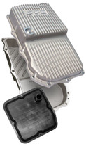 PPE 228053000 HEAVY-DUTY RAW ALUMINUM TRANSMISSION PAN 2013-2020 RAM 1500 (WITH ZF 8HP70 OR 8HP75 TRANSMISSION)