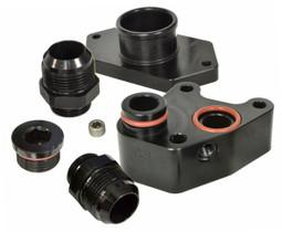 PPE 114001000 Internal Oil Cooler Delete Kit GM Duramax 01-10