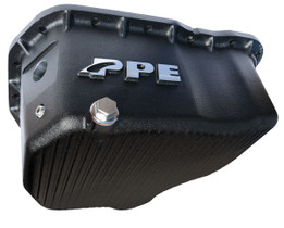PPE 114052120 Deep Engine Oil Pan Black 11-16 18 Hole
