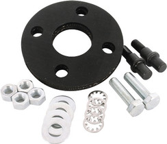 """BORGESON 000941 3-1/4"""" RUBBER RAG JOINT DISK 3-1/4"""" RAG JOINT DISK - MANY APPLICATIONS"""