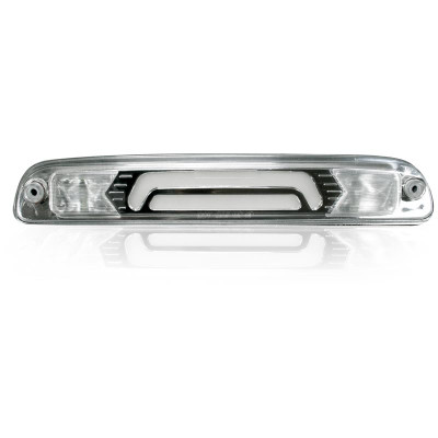 RECON 264116CLHP CLEAR LENS HIGH POWER LED THIRD BRAKE LIGHT 1999-2016 FORD SUPER DUTY