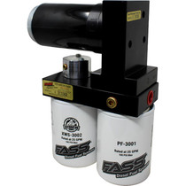 FASS TSF14140G TITANIUM SIGNATURE SERIES 140GPH FUEL SYSTEM 1999-2007 FORD 7.3L/6.0L POWERSTROKE (STOCK TO MODERATE)