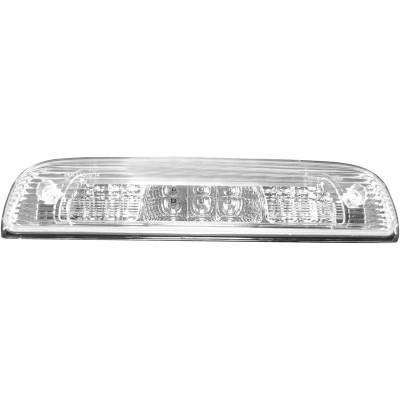 RECON 264115CL CLEAR LENS LED THIRD BRAKE LIGHT 1999-2007 GM SILVERADO/SIERRA
