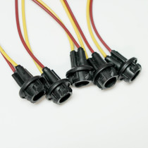RECON 264146Y CAB ROOF LIGHT WIRING HARNESS 2003-2018 DODGE RAM 2500/3500 (NOT EQUIPPED WITH OE CAB LIGHTS)