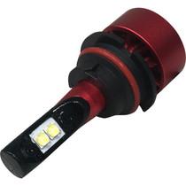 RECON 264H13LEDHP H13 9008 60-WATT LED HI & LOW BEAM HEADLIGHT BULBS UNIVERSAL - H13 / 9008