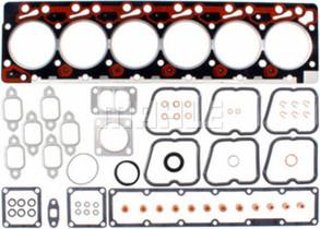 "MAHLE HS4068A HEAD SET 1989-1998 DODGE 5.9L CUMMINS (.25MM/.010"" OVER)"