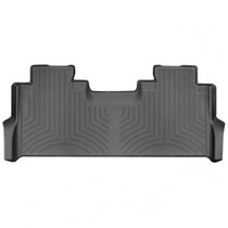 WEATHERTECH 4410123 BLACK REAR FLOORLINER FORD F-250/F-350/F-450/F-550 2017 + FITS VEHICLES WITH 1ST ROW BENCH SEAT