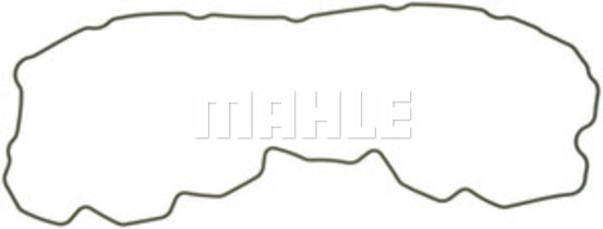 MAHLE VS50543 VALVE COVER GASKET W/INJECTOR HARNESS (04.5
