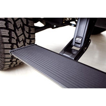 AMP RESEARCH 78151-01A POWERSTEP XTREME (PLUG N PLAY) BLACK FOR 2015-2019 FORD F-150
