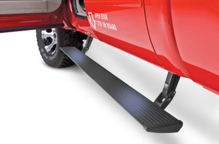 AMP RESEARCH 75134-01A POWERSTEP BLACK 02-03 AND 08-16 FORD F-250/350/450