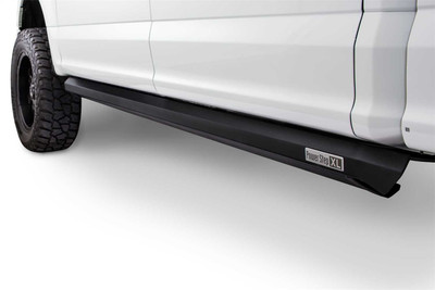 """AMP RESEARCH 77236-01A POWERSTEP XL 3"""" ADDITIONAL DROP - 20-21 F-250/350/450 CREW CAB"""