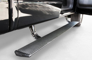 AMP RESEARCH 75141-01A POWERSTEP ELECTRIC RUNNING BOARD - 09-14 FORD F-150, ALL CABS
