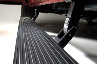 AMP RESEARCH 75155-01A POWERSTEP 10-21 TOYOTA 4RUNNER, EXCL LIMITED MODEL W/ CLADDING
