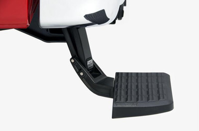 AMP RESEARCH 75303-01A BEDSTEP FLIP DOWN BUMPER STEP 99-16 FORD F-250/350/450