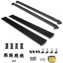 """AMP RESEARCH 77135-01A POWERSTEP XL 1.5"""" ADDITIONAL DROP - 20-21 JEEP JT GLADIATOR"""