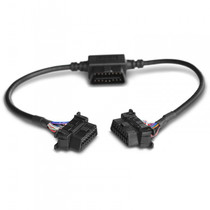 AMP RESEARCH 76405-01A POWERSTEP PLUG N PLAY PASS THRU HARNESS FOR RAM & TOYOTA ONLY