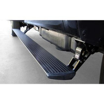 AMP RESEARCH 76154-01A POWERSTEP PLUG-N-PLAY - 15-19 SILV/SRA 2500/3500 GAS ONLY ON HD, DOUBLE/CREW CAB
