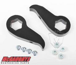 MCGAUGHY'S SUSPENSION 52310 FRONT LIFT/LEVELING KIT FOR 2011-2019 GM 2500/3500 2WD/4WD