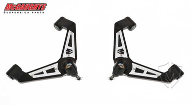 MCGAUGHY'S SUSPENSION 52314 UPPER CONTROL ARMS FOR 2011-2019 GM 2500/3500 (2WD/4WD)