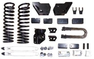 """MCGAUGHY'S SUSPENSION 54405 4"""" BASIC LIFT KIT FOR 2019+DODGE RAM 3500 4WD"""